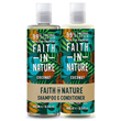 Faith in Nature Coconut Hydrating Shampoo & Conditioner - 2 x 400ml