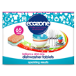Ecozone Brilliance All-in-One Dishwasher Tablets - 65 Tablets