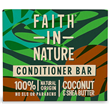 Faith in Nature Coconut & Shea Butter Conditioner Bar - 85g