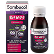 Sambucol for Kids - Black Elderberry + Vitamin C - 120ml Liquid