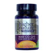 True Food Maxi Co-Enzyme Q10 - 30 Vegicaps - Best before date is 31st May 2019