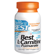 L-Carnitine Fumarate - 180 x 855mg Vegicaps