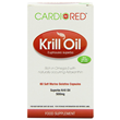Cardiored Antarctic Krill Oil - 60 x 500mg Softgels