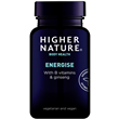 Higher Nature Energise with B Vitamins & Ginseng - 90 Tablets