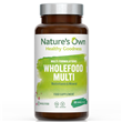 Natures Own Wholefood Multi Vitamin - 60 Vegicaps