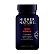 Higher Nature True Food Wise Woman - 180 Vegicaps