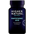 Pantothenic Acid - Vitamin B5 - 60 Capsules