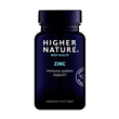 Higher Nature Zinc with Copper - 90 Tablets