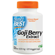 Goji Berry Extract - 120 x 600mg Vegicaps