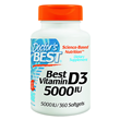 Best Vitamin D3 - 5000iu - 360 Softgels