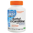 Best Acetyl L-Carnitine - 120 x 500mg Capsules