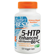 5-HTP with Vitamin B6 & C - 120 x 315mg Vegicaps