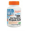 Best Stabilised R-Lipoic Acid - 60 x 100mg Vegicaps