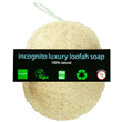 Luxury Loofah Soap - with Insect Repellent - 100g