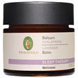 PRIMAVERA Organic Lavender Sleep Therapy Balm - 25ml