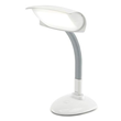 Lumie Desk Lamp - SAD Light Box and Lamp in One - White