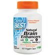 Natural Brain Enhancers - 60 Vegicaps