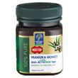 MGO 250+ Manuka Honey + Aloe Vera - 250g - Best before date is 3rd December 2018