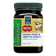 MGO 250+ Manuka Honey + Green Tea - 500g