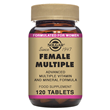 Solgar Female Multiple Vitamin and Mineral - 120 Tablets