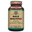 Solgar Male Multiple Vitamin and Mineral - 60 Tablets