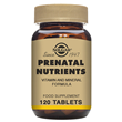 Solgar Prenatal Multi-Vitamin and Nutrients - 120 Tablets