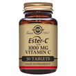 Solgar Ester-C Plus - Vitamin C - 30 x 1000mg Tablets