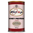 Solgar Whey To Go Protein - Strawberry - 454g Powder