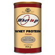 Solgar Whey To Go Protein - Chocolate - 454g Powder