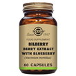 Solgar Bilberry Berry Extract with Blueberry - 60 Vegicaps