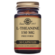 Solgar L-Theanine - Amino Acid - 30 x 150mg Vegicaps