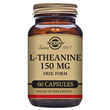 Solgar L-Theanine - Amino Acid - 60 x 150mg Vegicaps