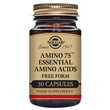 Solgar Amino 75 - Essential Amino Acids - 30 Vegicaps