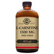 Solgar L-Carnitine - Lemon Flavour - 1500mg x 473ml