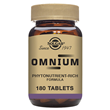 Solgar Omnium - Multi Vitamin and Mineral - 180 Tablets