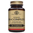 Solgar Ultimate B + C Complex - 30 Tablets