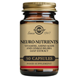 Solgar Neuro Nutrients - Vitamins - 30 Vegicaps