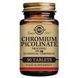 Solgar Chromium Picolinate - 90 x 100mcg Tablets