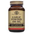 Solgar Garlic Powder-Reduced Odour- 90 x 500mg Vegicaps