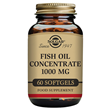 Solgar Fish Oil Concentrate - 60 x 1000mg Softgels