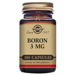 Solgar Boron - Mineral - 100 x 3mg Vegetable Capsules