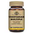 Solgar Vegetarian Multiple - Multivitamin - 90 Vegicaps