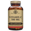 Solgar Vitamin C - 100 x 500mg Vegetable Capsules