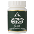 Turmeric Rhizome  - 60 x 500mg Vegicaps