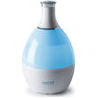 Humio Ultrasonic Humidifier and Aromatherapy Nightlight
