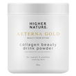 Higher Nature Aeterna Gold Collagen Beauty Drink Powder - 80g