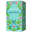 Pukka Teas Organic Mint Refresh - 20 Teabags x 4 Pack