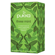 Pukka Teas Three Mint -Mint Leaf -20 Teabags x 4 Pack