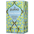 Pukka Teas Organic Three Fennel - 20 Teabags x 4 Pack