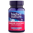 Higher Nature Immune Glucans - Vitamin C - 30 Vegicaps